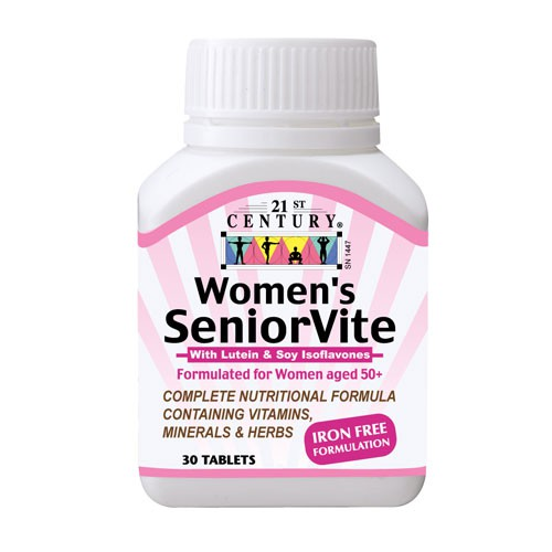 women's seniorvite best multivitamin for women singapore