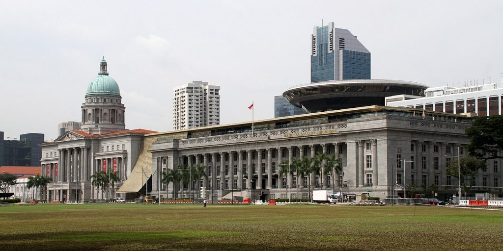 national gallery where to watch f1 in singapore 2019