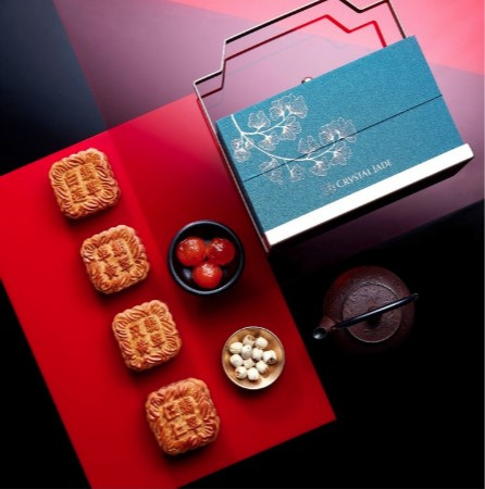 crystal jade best traditional mooncakes in singapore