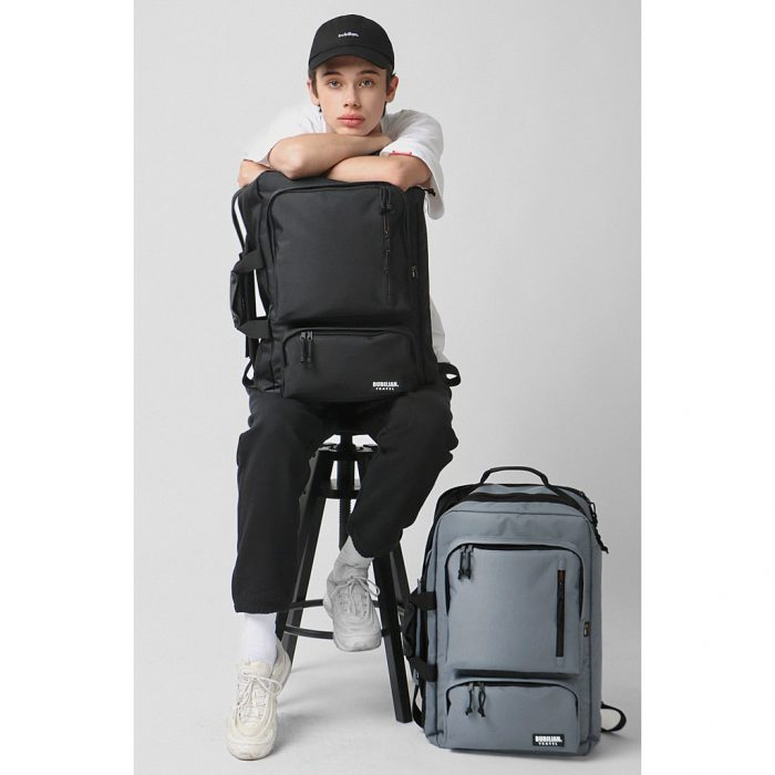 korean bag brands bubilian cordura backpack unisex travel