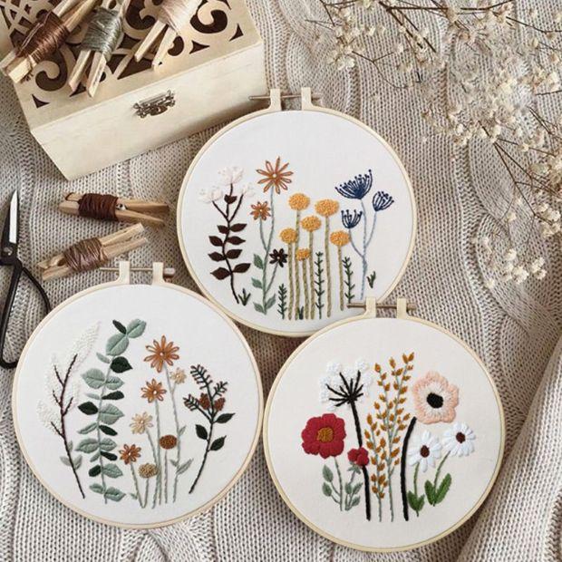 embroidery kits teachers' day gift ideas singapore