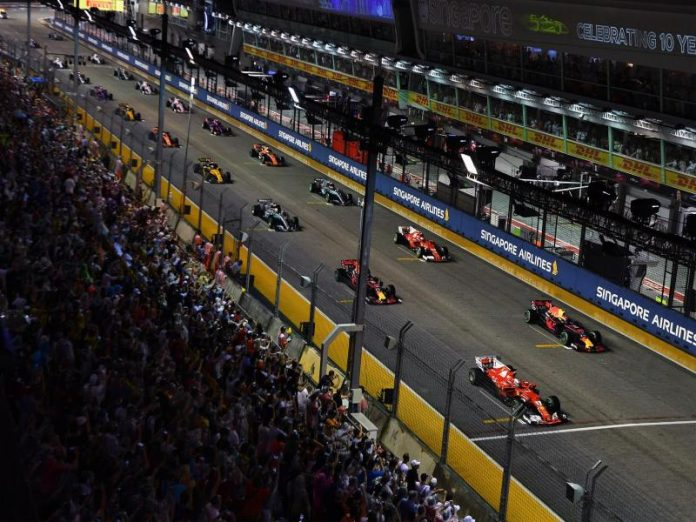 featured where to watch f1 in singapore 2019