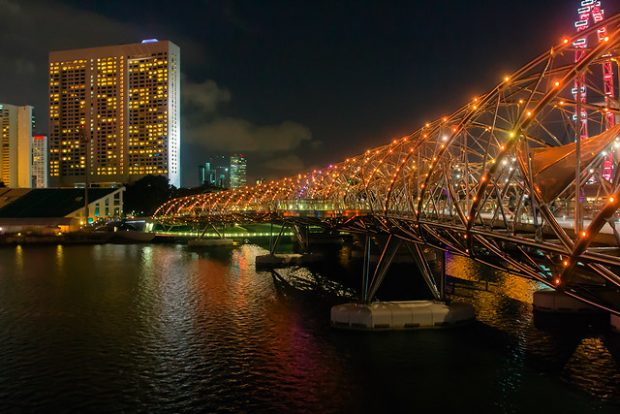 helix bridge where to watch f1 in singapore 2019