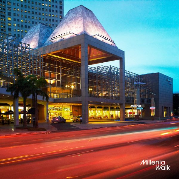 millenia walk where to watch f1 in singapore 2019
