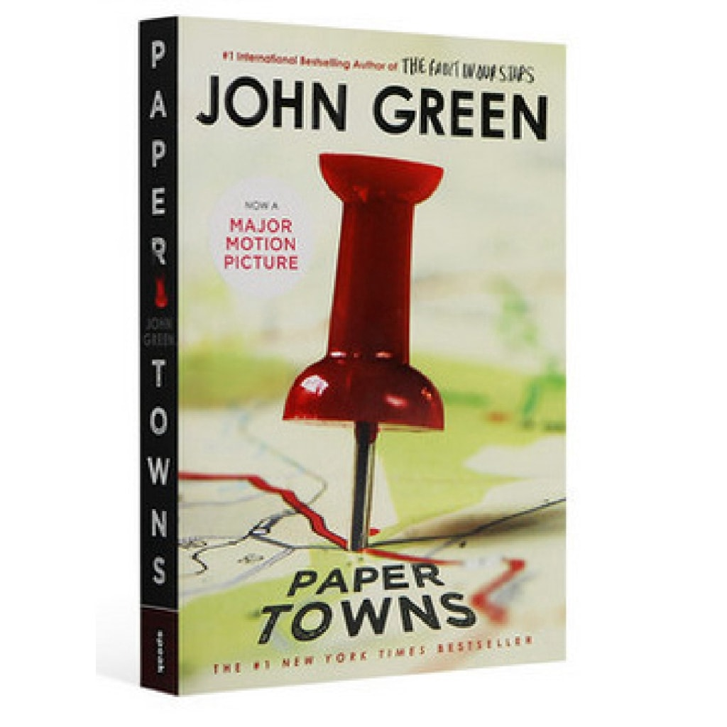 paper towns for teens-min