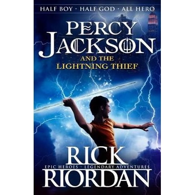 percy jackson and the lightening thief teens