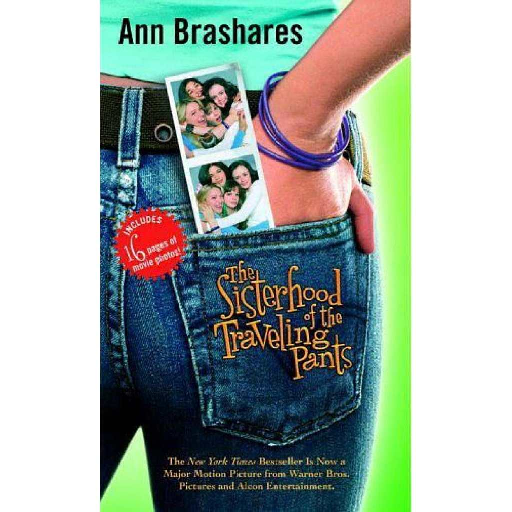 sisterhood of the traveling pants good books for teens