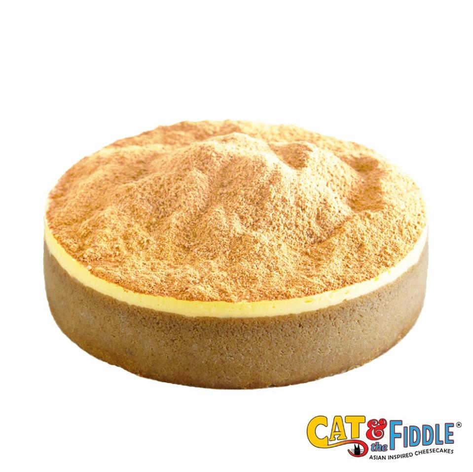 Horlicks Cheesecake
