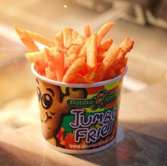 Jumbo Fries