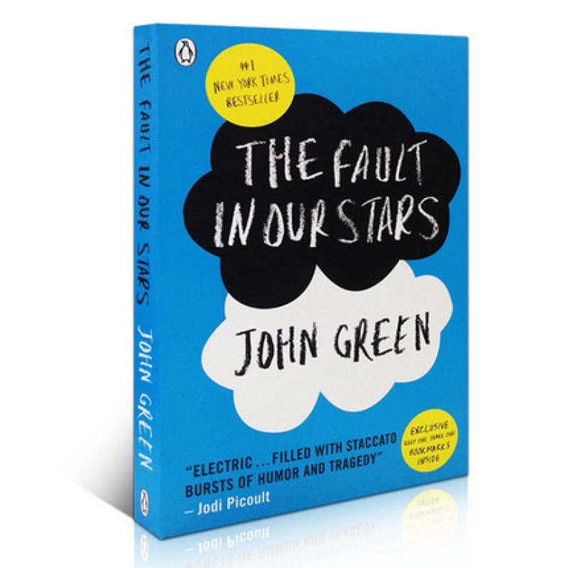 the fault in our stars good books for teens-min