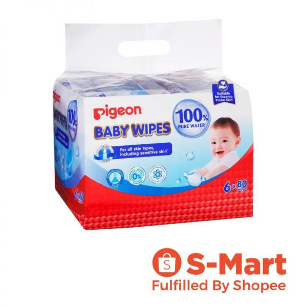 baby essentials singapore pigeon baby wipes