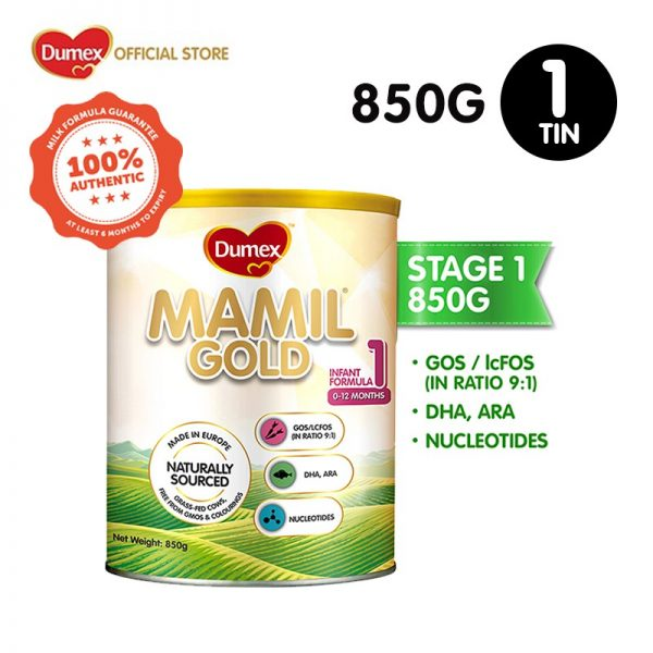 newborn checklist dumex mamil gold stage 1 milk powder