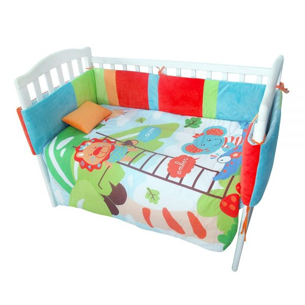 baby essentials singapore lucky baby dreem crib bedding set