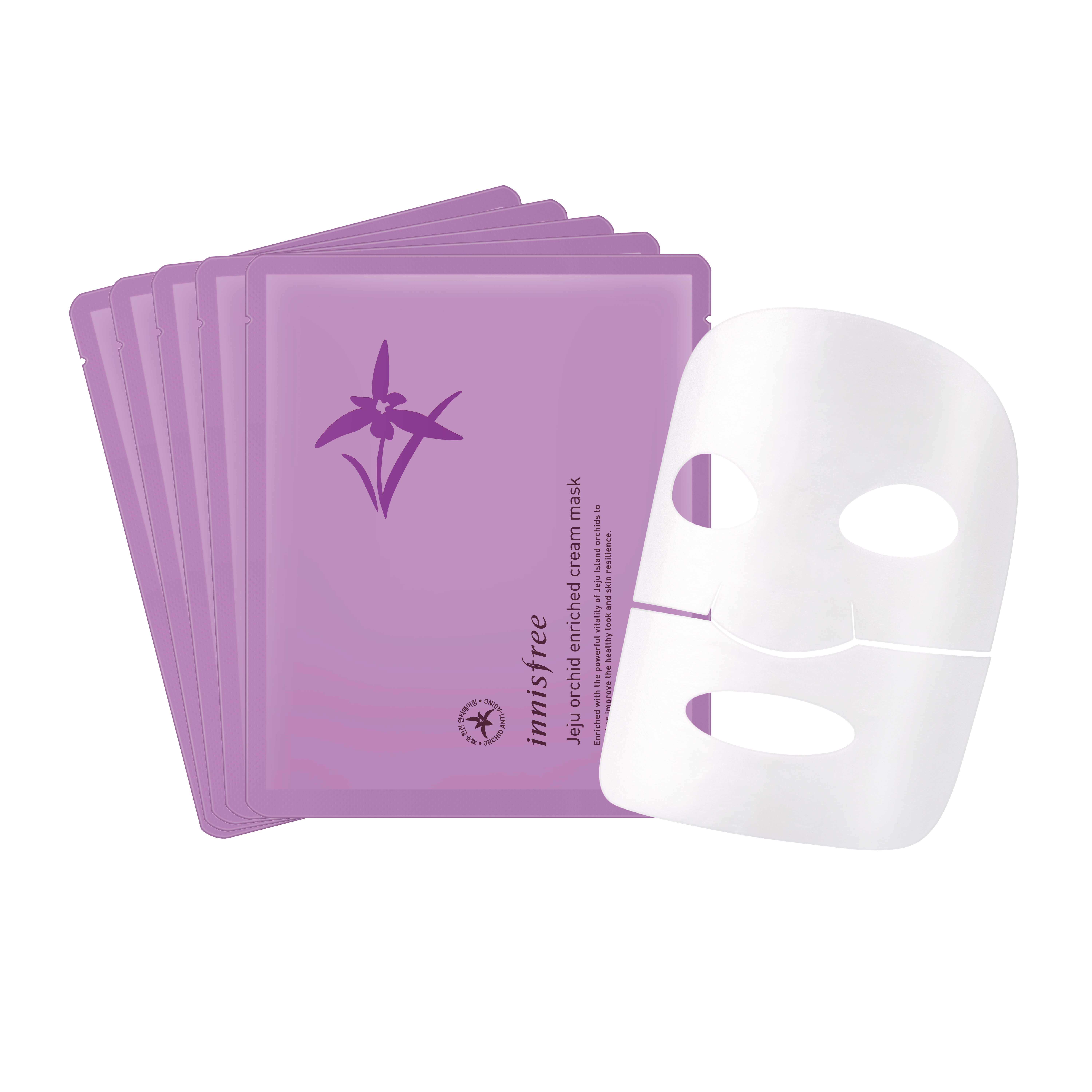 Innisfree Orchid Mask