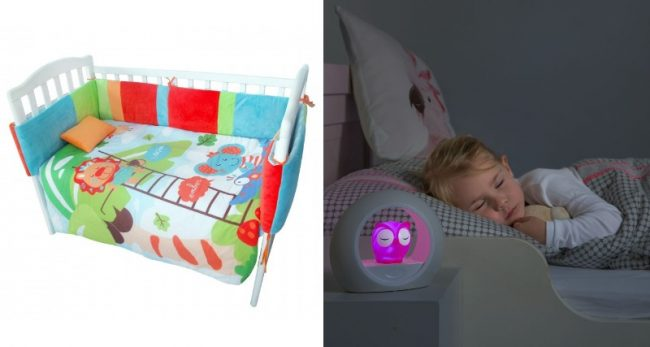 newborn checklist nursery crib cot nighlight mattress baby monitor