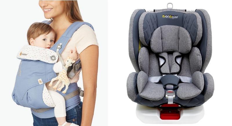 newborn checklist baby gear car seat carrier mum