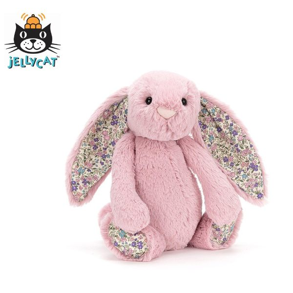 childrens day gift idea for kids jellycat bunny soft toy pink