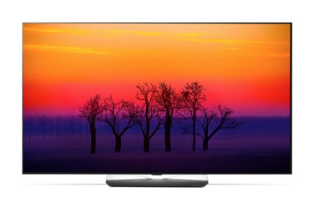 lg oled 55 best smart tvs in singapore