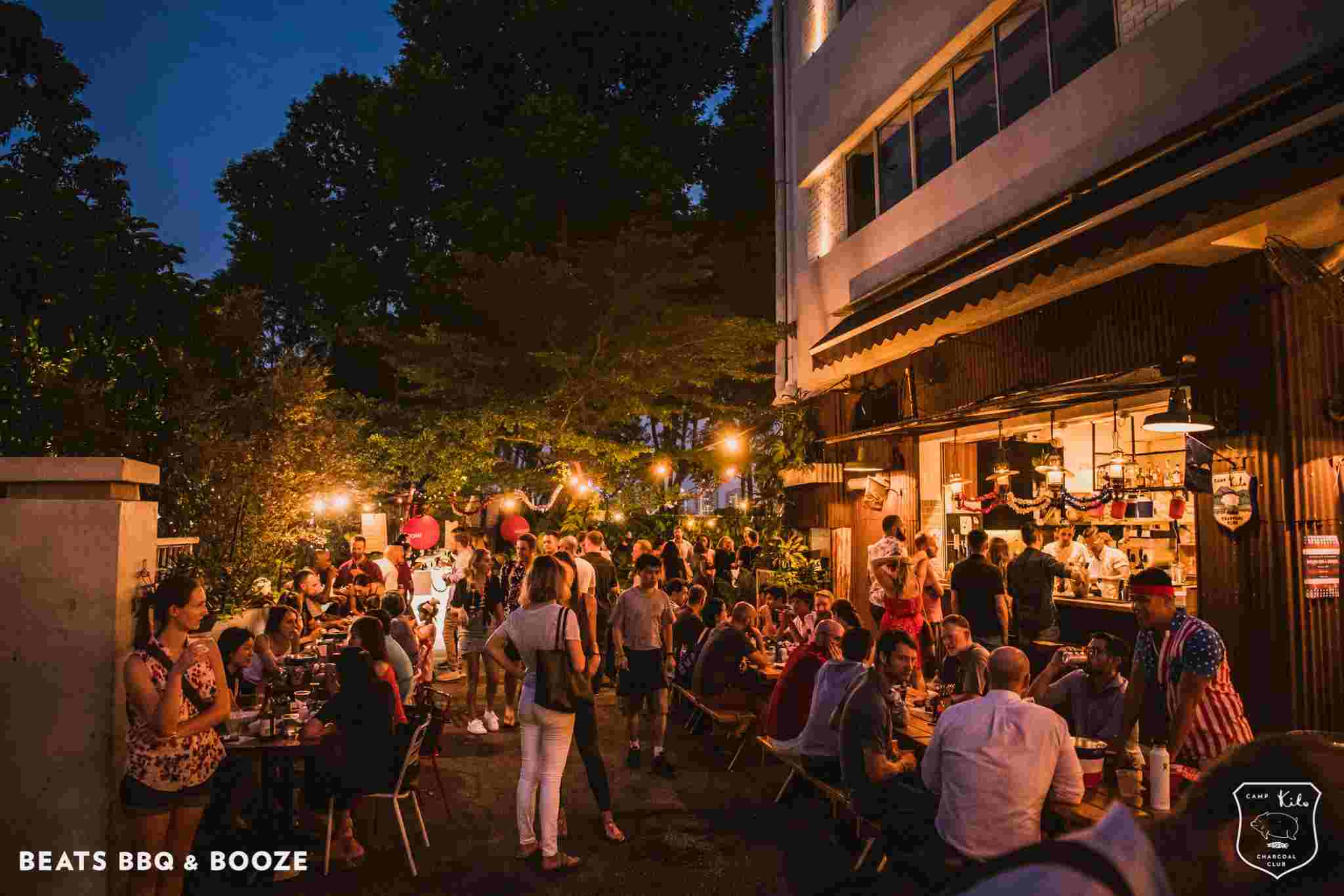 camp kilo charcoal club restaurant for big group singapore