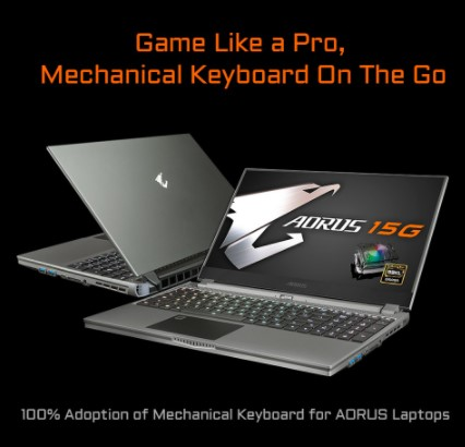 gigabyte aorus 15g kb best gaming laptops singapore