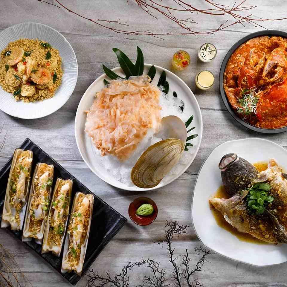 jumbo seafood restauran for big group singapore