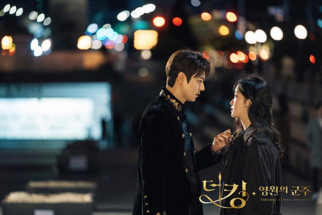 the king: eternal monarch korean dramas