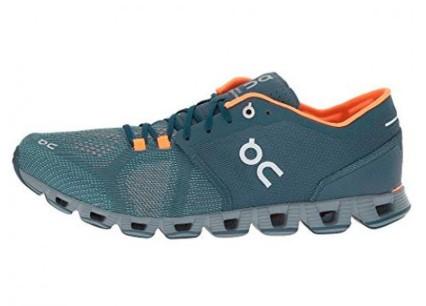 on cloud x best men's running shoes