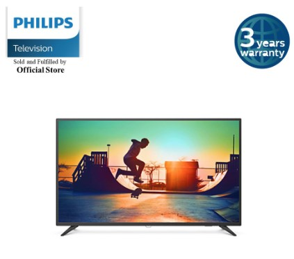 philips 43 4k ultra slim best smart tvs in singapore