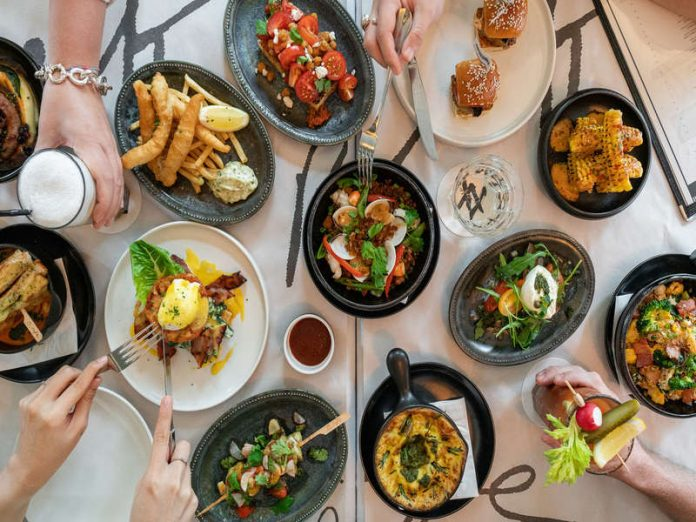 ps cafe sharing platter for large group singapore featured