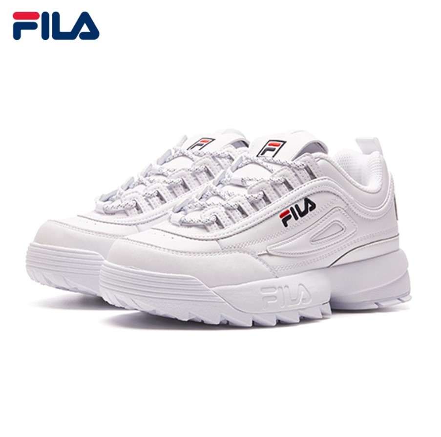 FILA DISRUPTOR II Leather Shoes