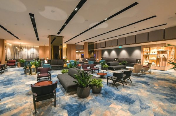 jewel changi lounge best quiet places to study in singapore