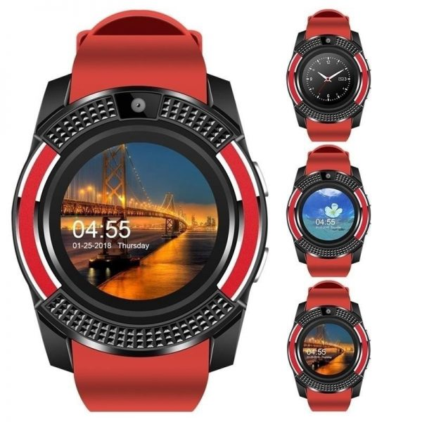 best smart watch singapore V8 bluetooth touch screen budget