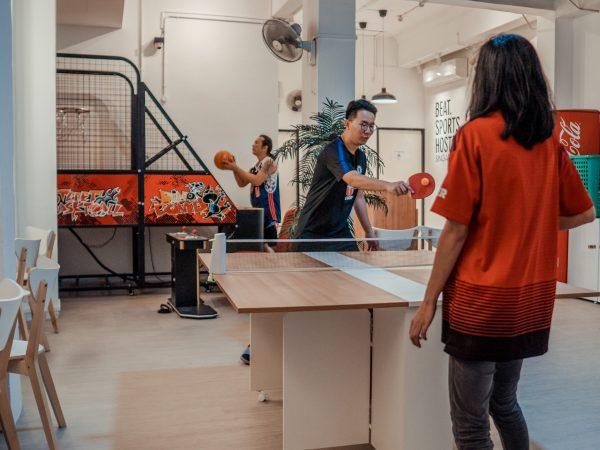 best hostel in singapore beat sports fitness