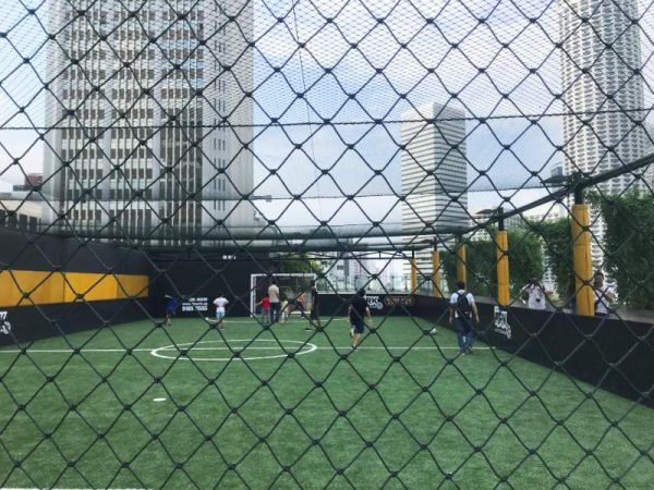 the ark pitch futsal pitches in singapore