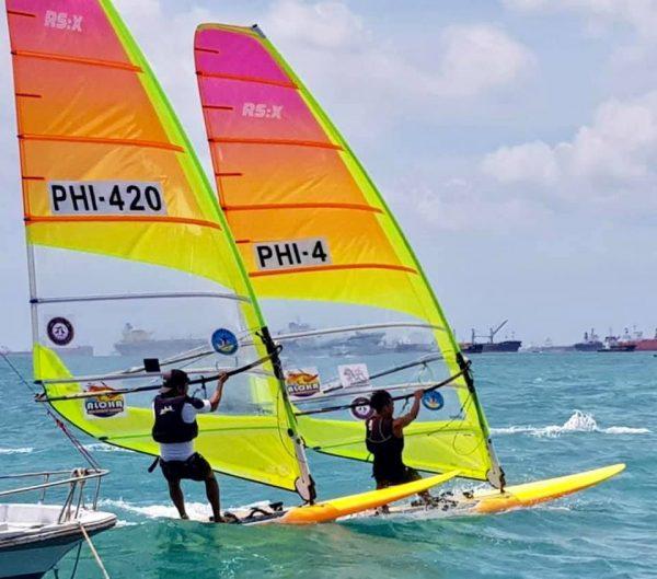 windsurfing water sports singapore