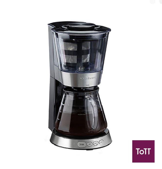 cuisinart tott cold brew best coffee machines