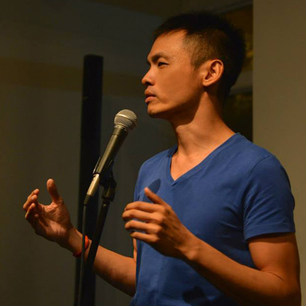 cyril wong singapore witers festival 2019