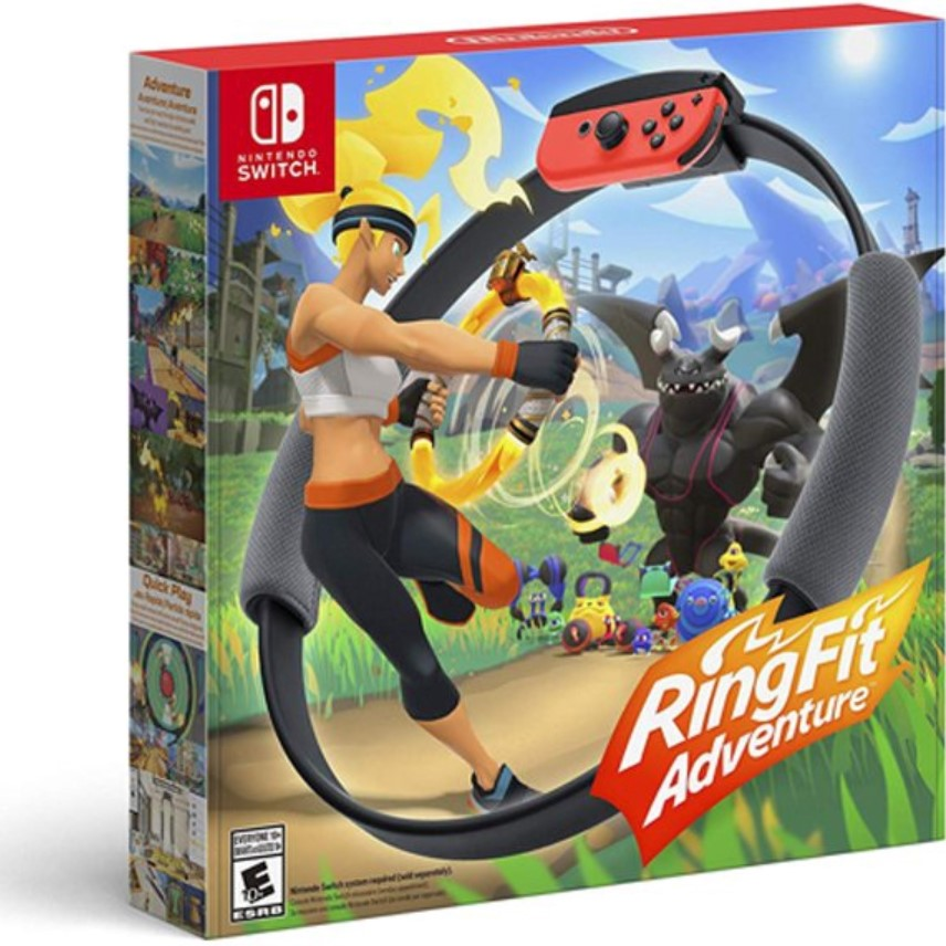 Switch Ring Fit Adventure Standard Edition