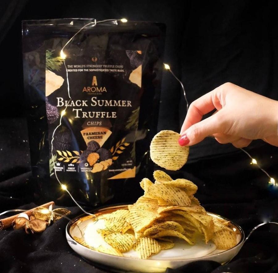 Aroma Black Summer Truffle Potato Chip