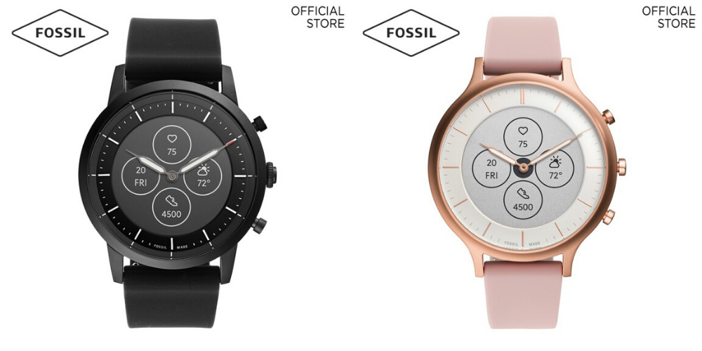 Best smartwatches singapore Fossil Singapore Hybrid HR
