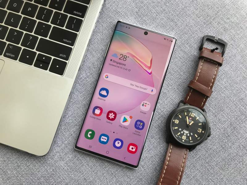 samsung galaxy note10+ review featured image