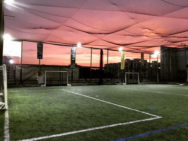 skypark arena futsal pitches in singapore