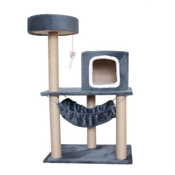 christmas gift ideas 2019 cat condo scratching tree pets