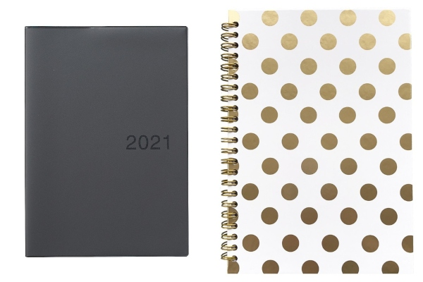 2021 planners and notebooks secret santa gift ideas