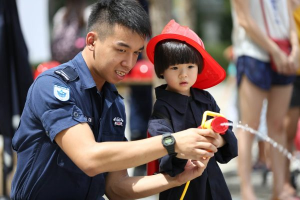 december school holidays 2019 activities for kids fire station open house