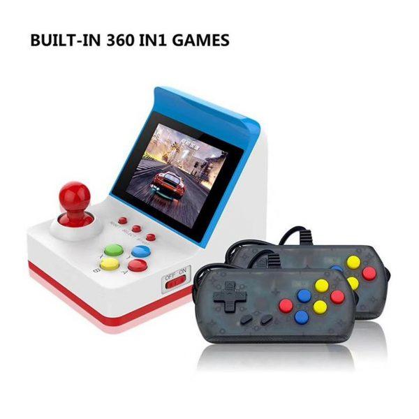 christmas gift ideas 2019 retro arcade multi-player console