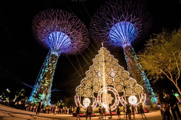 december schol holidays 2019 activities for kids christmas wonderland gardens by the bay