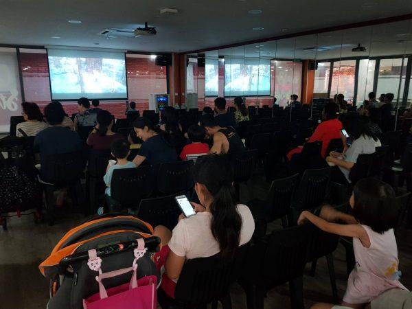 december school holidays 2019 activities for kids free movie screening tampines west community club