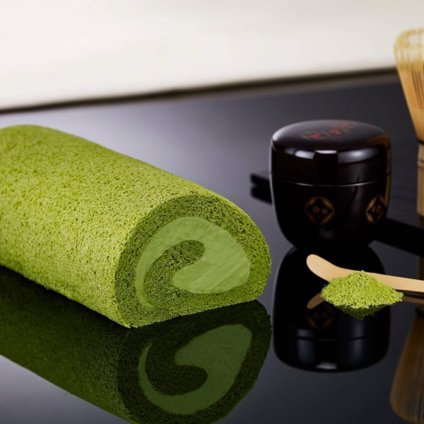 best matcha cake singapore tsujiri o-matcha roll cream