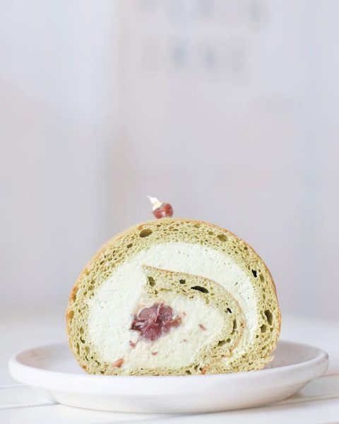 best matcha cake singapore the plain jane cafe swiss roll green tea